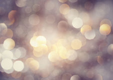 Dreamy vintage bokeh background Royalty Free Stock Images