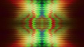 Dreamy vintage futuristic trendy kaleidoscope background. Light distortions for your video stock video footage