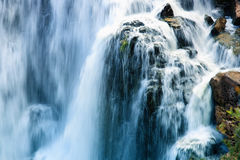 Dreamy waterfall Royalty Free Stock Photos