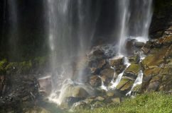 Dreamy waterfall Royalty Free Stock Images