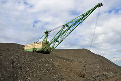 The dredge Royalty Free Stock Photography