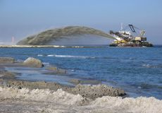 Dredger Stock Photos