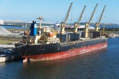Dredging Tanker Royalty Free Stock Image