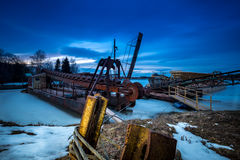 Dredging Stock Images