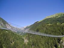 Drehbrücke Lizenzfreie Stockfotografie