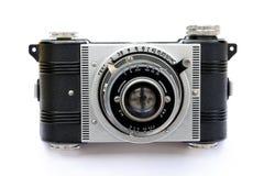Dreißigerjahre Art- DecoWeinlese-Kamera Lizenzfreie Stockfotos