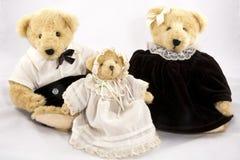 Drei Bären Lizenzfreie Stockbilder