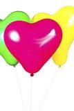 Drei Ballone Lizenzfreie Stockbilder
