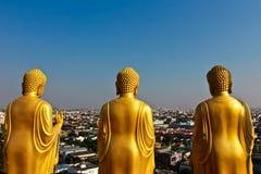 Drei Buddha Lizenzfreie Stockfotografie