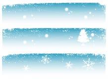 Drei Feiertags-Seiten-Deckel stock abbildung