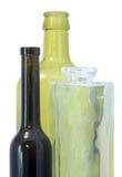 Drei Flaschen Lizenzfreie Stockfotografie