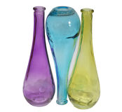 Drei Flaschen Lizenzfreie Stockbilder
