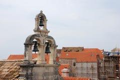Drei Glocken Stockfoto