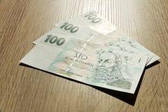 Drei hundert Kronen Lizenzfreies Stockbild