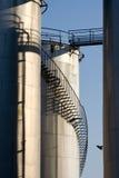 Drei Kraftstofftanks Lizenzfreies Stockfoto