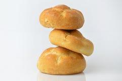 Drei Laibe Brot Lizenzfreies Stockfoto
