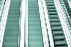 Drei Rolltreppen Lizenzfreie Stockbilder