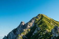 Drei Schwestern and Switzerland, Austria and Liechtestein Stock Images