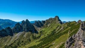 Drei Schwestern, Szwajcaria, Austria i Liechtestein, Obraz Royalty Free