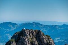 Drei Schwestern, Szwajcaria, Austria i Liechtestein, Zdjęcia Royalty Free