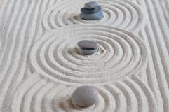Drei Steine lizenzfreies stockbild
