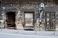 Drei Türen Lizenzfreie Stockbilder