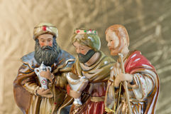 Drei weise Männer Lizenzfreies Stockbild