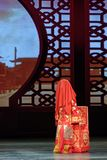 Drei Zoll goldene Lotus-chinesische Plum Blossom Prize Art Troupe Lizenzfreie Stockfotos