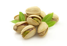Dreid pistachio Royalty Free Stock Images