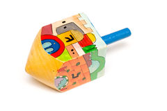 Dreidel Foto de Stock Royalty Free