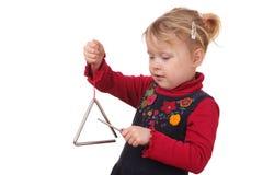 Dreieck Stockfoto