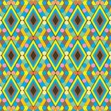 Dreieck-Muster-Vektor Lizenzfreie Stockbilder