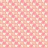 Dreieck-Vektor-Muster Bunte geometrische moderne Schablone der Zusammenfassung lizenzfreie abbildung