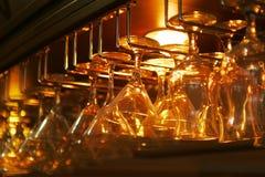 Dreieckglasfallbedeutung Lizenzfreie Stockfotografie