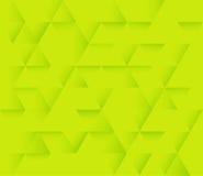 Dreieckiger abstrakter geometrischer Hintergrund des Vektors lizenzfreie abbildung