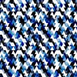 Dreieckmuster Lizenzfreies Stockbild