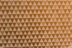 Dreieckmuster, geometrische abstrakte Beschaffenheit Lizenzfreie Stockfotografie