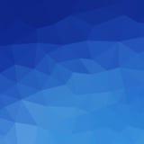 Dreieckmuster von geometrischen Formen bunt Lizenzfreies Stockfoto