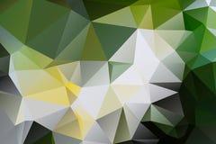 Dreiecktapete Stockfoto