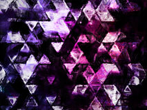 Dreieckzusammensetzung Lizenzfreies Stockfoto