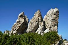 Dreifacher Felsen Lizenzfreie Stockbilder