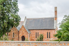 Dreifaltigkeitskirche in Caledon Lizenzfreie Stockfotografie