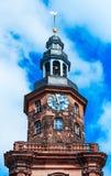Dreifaltigkeitskirche in den Würmern Lizenzfreie Stockfotos