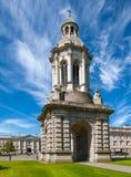 Dreiheit-Hochschule, Dublin Lizenzfreie Stockfotos