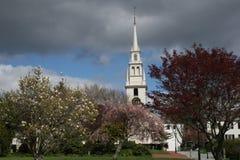 Dreiheit-Kirche Stockfotos
