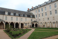 Dreiheits-Abtei - VendÃ'me - Frankreich Stockfotos