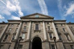 Dreiheits-College, Universität in Dublin Stockfoto
