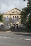 Dreiheits-methodistische Kirche, Clitheroe lizenzfreies stockbild