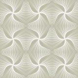 Dreißigerjahre geometrisches Art Decomodernes Muster Lizenzfreies Stockfoto