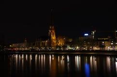 Dreikönigskirche Photo stock